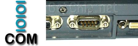 COM порт компьютера
